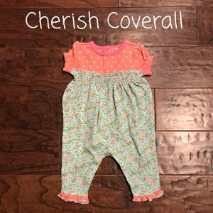 Matilda Jane Baby Coverall, Size 18-24 months, NWT